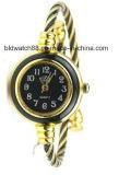 Boîtier carré élégant Women's Bangle montre-bracelet
