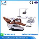 Chaire d'unité dentaire luxueuse à instrument médical (KJ-916)