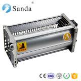 Ventilatore superiore automatico del colpo per tipo asciutto trasformatore