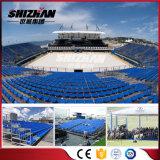 El concierto/la gimnasia/los deportes utilizaron el blanqueador retractable, asiento del blanqueador, gradería cubierta móvil