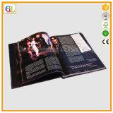 Libro de Hardcover a todo color de la impresión del libro de Hardcover