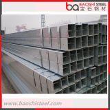 ERW heißes BAD galvanisiertes quadratisches und rechteckiges Stahlrohr