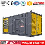 Centrale elettrica diesel elettrica del generatore 1000kw 1MW del Cummins Engine 1250kVA