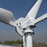 генератор 48V 50Hz ветротурбины 1000W с низким начинает вверх скорость ветра