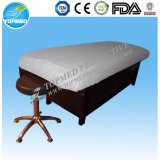 Nichtgewebter Bett-Wegwerfdeckel mit Gummiband