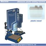 De ultrasone Plastic Machine van het Lassen van het Schip van de Tank