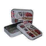 Caisse d'emballage de crayon de sourcil pour l'empaquetage de renivellement