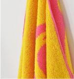 Обруч 100% полотенца ванны жаккарда хлопка для малышей