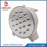 Bewegliche nachladbare 19 LED-Nottaschenlampe