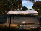 Tenda dura di campeggio rapidamente aperta del veicolo della parte superiore del tetto dell'automobile delle coperture con il peso leggero