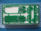 液浸の銀緑のSoldermaskの2つの層PCBのボード