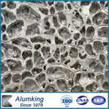 자연적인 석회석은 알루미늄 벌집 거품을 직면했다