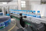 Máquina de etiquetado caliente automática del pegamento del derretimiento de la botella cuadrada vertical
