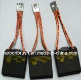 Escova de carbono grafite Electro Sourcing T500 China Fabricante