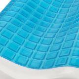 Cuscino comodo di raffreddamento dei fornitori del cuscino della gomma piuma di memoria del gel di estate all'ingrosso