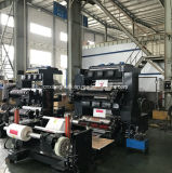Impresora multi de Flexo de la taza de papel del color del color 4 en la India