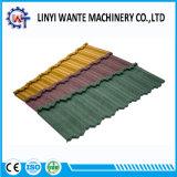 精密鼻の屋根の物質的な石の上塗を施してある金属の屋根か屋根瓦またはタイル