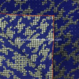 Tejido de lana Jacquard Houndstooth