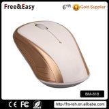 Mouse senza fili simmetrico di Bluetooth dei 3 tasti migliore
