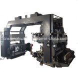 Non сплетенная печатная машина мешка Flexographic для хозяйственной сумки