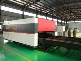 1000W Ipg Faser-Laser-Ausschnitt-Maschine mit Austausch-Tisch
