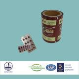 Película compuesta certificada ISO/Fssc/Ohsas para la aleación 1235-O del empaquetado farmacéutico