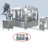 Maquinaria de etiquetado automática de la máquina de rellenar de la bebida del jugo