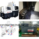 미츠비시 관제사를 가진 중국 공급자 별 유형 6 축선 CNC 선반 기계