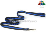 Nylon / poliéster Bungee Hands Free Leash do cão para correr Jogging and Walking