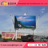 L'extérieur imperméable RVB P10/panneau LED CMS DIP, écran LED de la publicité/signer/module/affichage