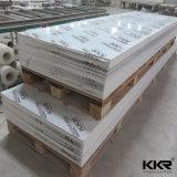 Ce keurde Geen Bladen van de Oppervlakte van de Bel Acryl Stevige voor Countertop Materiaal goed