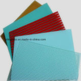 Verre Splashback imprimé en couleur étirée