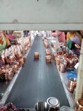 Zylinder-Geschenk-Becher 16 Unze-100% reiner gehammerter kupferner für Moskau-Maultiere