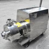 Pompa mobile sanitaria della bevanda a base di latte della pompa dell'emulsione dell'acciaio inossidabile della pompa