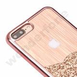 Самый новый роскошный Acrylic и мобильный телефон TPU iPhone 7 аргументы за