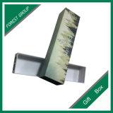 Kundenspezifischer Firmenzeichen-Drucken-Fach-Geschenk-Kasten für Uhr