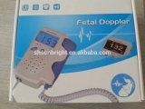 De beste Verkopende Producten Foetaal Doppler luisteren aan de Hartslag van de Baby met de Lage Consumptie van de Macht