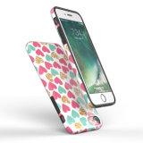 Крышка случая сотового телефона изготовленный на заказ печати передвижная для iPhone