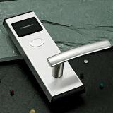 Serratura dell'hotel della serratura della scheda dell'acciaio inossidabile 304 RFID con il software libero della serratura dello Smart Card
