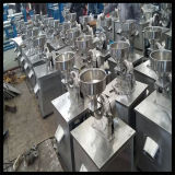 Máquina de pulir del polvo fino/máquina de pulir de las hojas de la mandioca