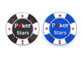 Black Poker Star USB Flash 2.0 Memory Stick Pen / Thumb / Creative Pendrive
