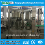Máquina de vedação de enchimento de água de garrafa de plástico rotativo elétrico