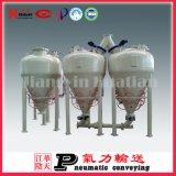 Trasportatore di fluidificazione materiale di trasporto pneumatico della polvere ad alta pressione