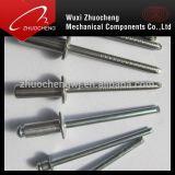 ステンレス鋼/Aluminmum DIN7337のブラインドのリベット