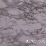 Высокое качество мраморной поверхности ПВХ декоративная пленка