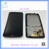 Tela de toque esperta original LCD do telefone de pilha para o cabo flexível F340 D958 do LG G