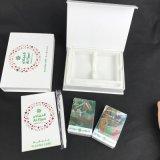 Cartões de jogo plásticos