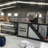 Camada de reabastecimento de equipamento de produção de filmes de bolha de ar de polietileno