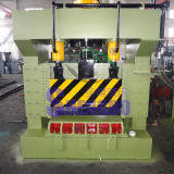 Máquina de estaca Waste da placa Q15-2500 de aço (fábrica)