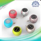 Beweglicher Mini-USB-Lautsprecher mit Stereo- und buntem Entwurf